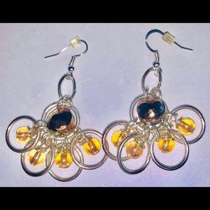 earrings by jéñ.høłłÿwöød.ôrïgîńåłš